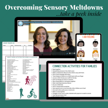 Overcoming Sensory Meltdowns