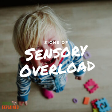Signs of Sensory Overload