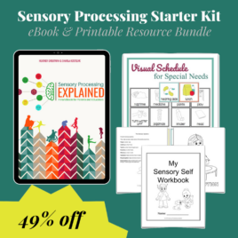 Sensory Processing Starter Kit (Digital Download)