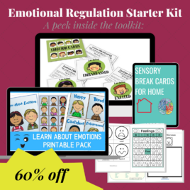 Emotional Regulation Starter Kit (Digital Download)