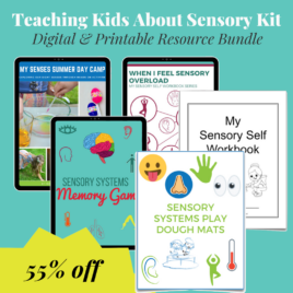 Teaching Kids About Sensory Starter Kit (Digital Download)