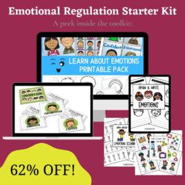 Emotional Regulation Starter Kit (Digital Download)