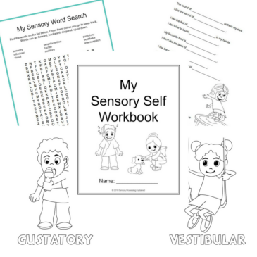 My Sensory Self Workbook – Digital Download
