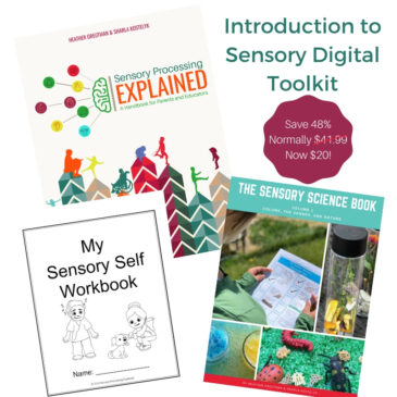 Introduction to Sensory Digital Toolkit